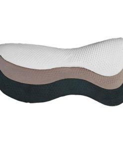 Sottosella in gel Active Soft e tessuto Dry Lex ACavallo